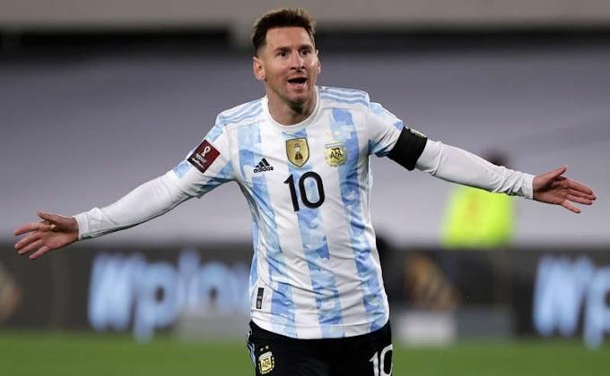 Histórico! Messi faz três gols e bate recorde de Pelé; confira