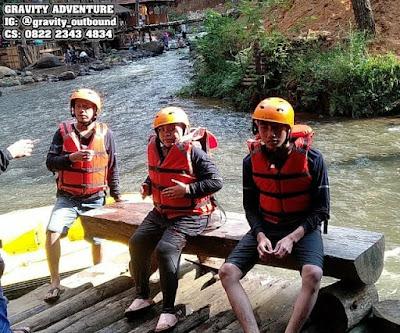 rafting bandung cileunca