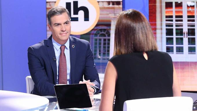 Pedro Sánchez afirma que los disidentes cubanos son más lindos que los españoles