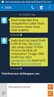 cara mengatasi maaf anda tidak bisa mengaktifkan paket flash ini karena nomor anda tidak terdaftar