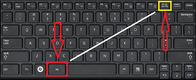 4 Cara Mudah Mengambil Screenshoot Layar Pada Laptop dan Komputer, cara screenshoot layar pada laptop, cara screenshoot layar pada windows, cara screenshoot layar laptop,cara screenshoot layar di laptop dan komputer