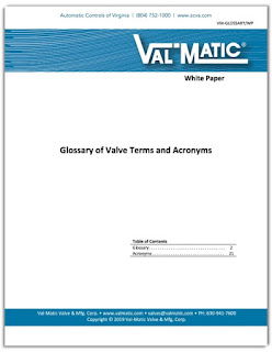 Glossary of Valve Terms