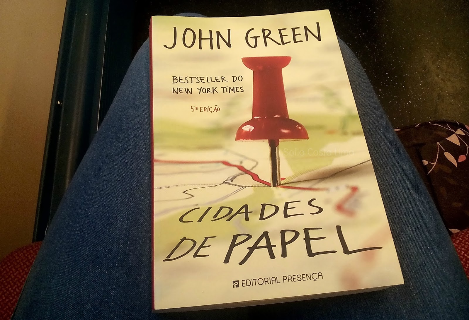 Paper Towns (John Green) book review