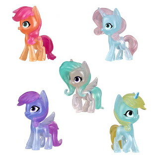 All My Little Pony G5 Blind Bags Ponies