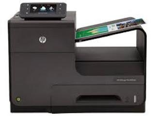 Image HP Officejet Pro X551dw Printer