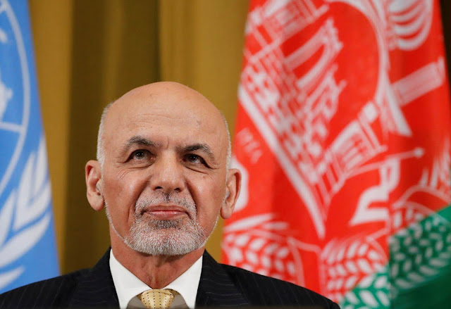 Ashraf Ghani refuses to accept US peace talks with Taliban