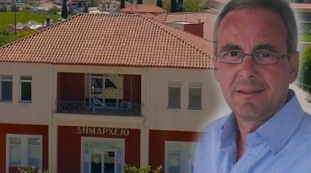 Ευχαριστίες από τον Δήμαρχο Νεμέας στην Περιφέρεια για τη χρηματοδότηση του γηπέδου Αρχαίων Κλεωνών