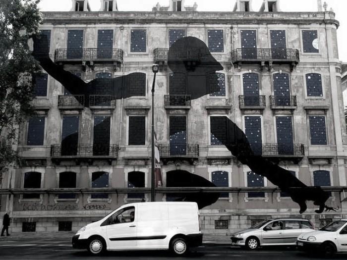 Фотографии работ уличного художника. Sam3 15