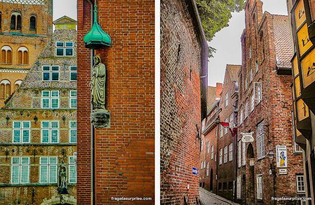Centro Histórico de Lübeck, Alemanha