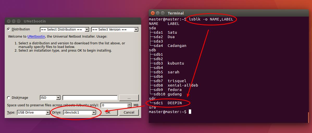 How To Create GNU/Linux Bootable USB Drive