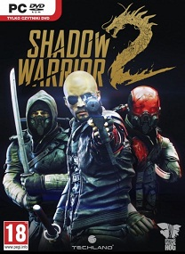 Shadow Warrior 2 Bounty Hunt DLC Part 1-SKIDROW