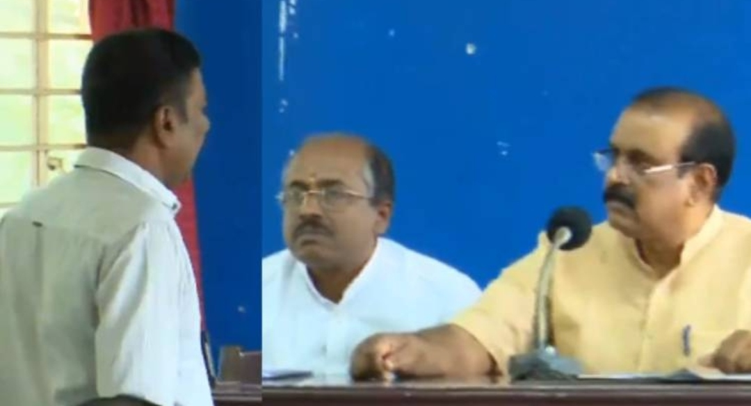 Chennithala's statement to journalist  TP Senkumar, abusive,www.thekeralatimes.com