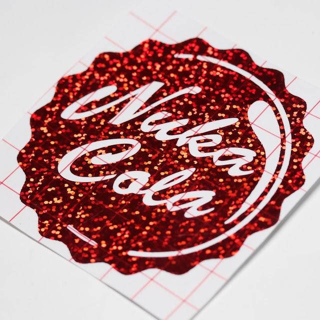 Ribbits Stickits Fandom Flakies Box February 2020 Nuka Cola sticker