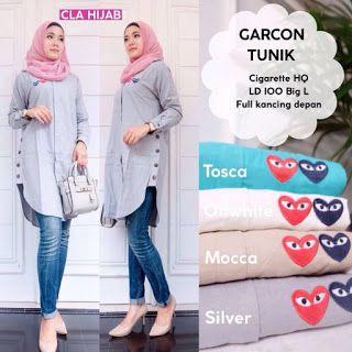 Garcon Tunik - Cla Hijab