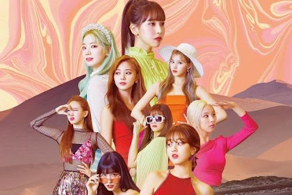 Lirik Lagu TWICE – Strawberry