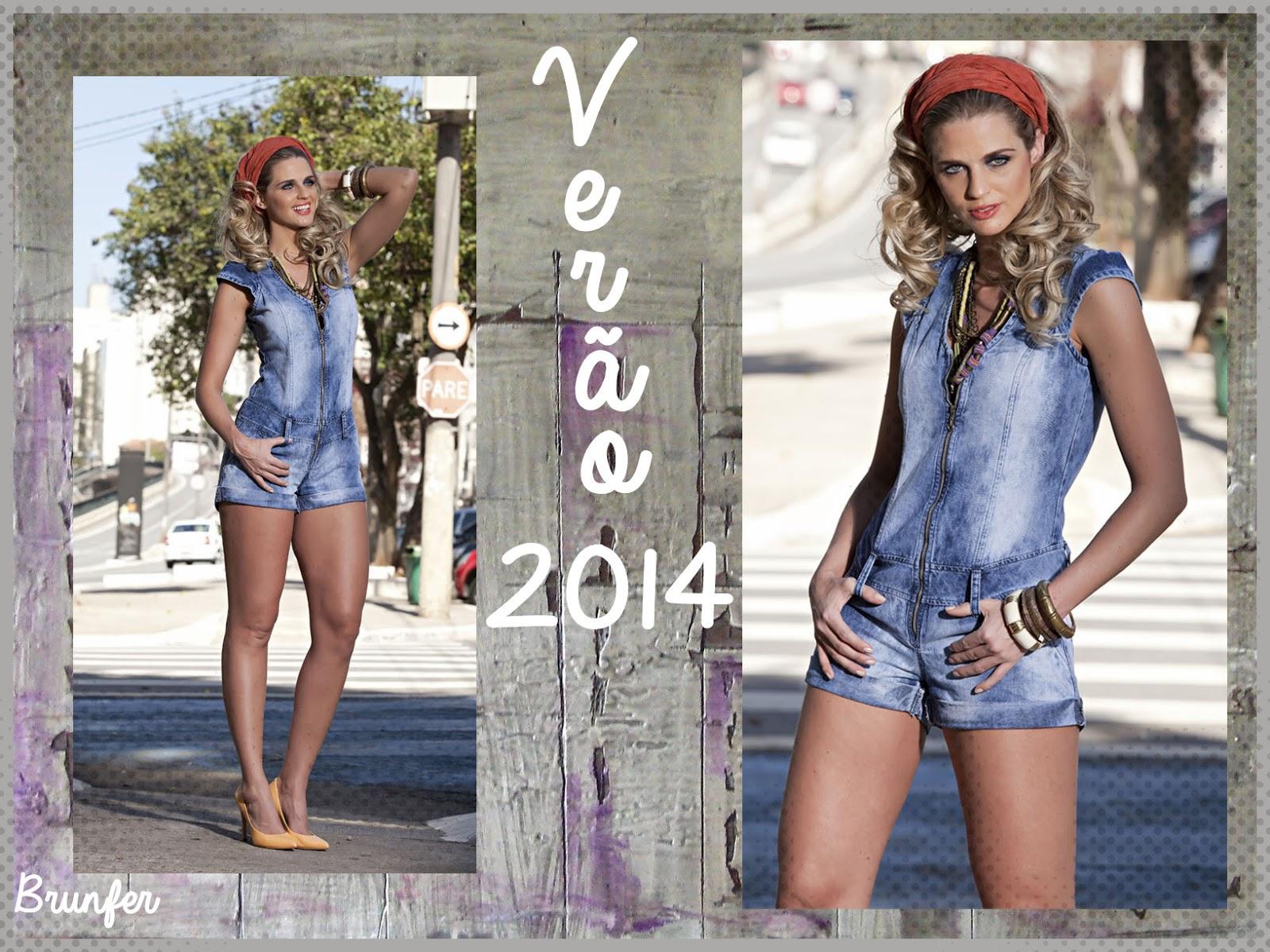 b7004277b3f634 Brunfer Jeans: Macacão Jeans - Sua próxima Paixão!!!