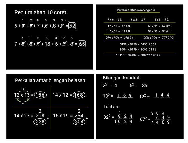 Materi diklat Matematika