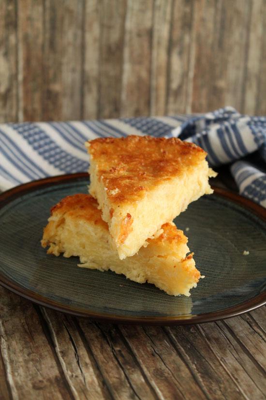 Baked-rosti