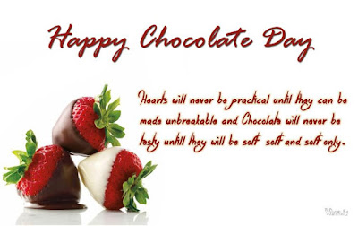happy chocolate day picture