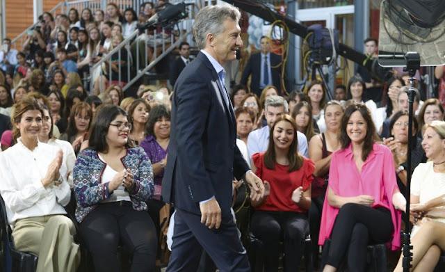 Macri busca hacer Uso político del caso Thelma Y ralizar anuncios..