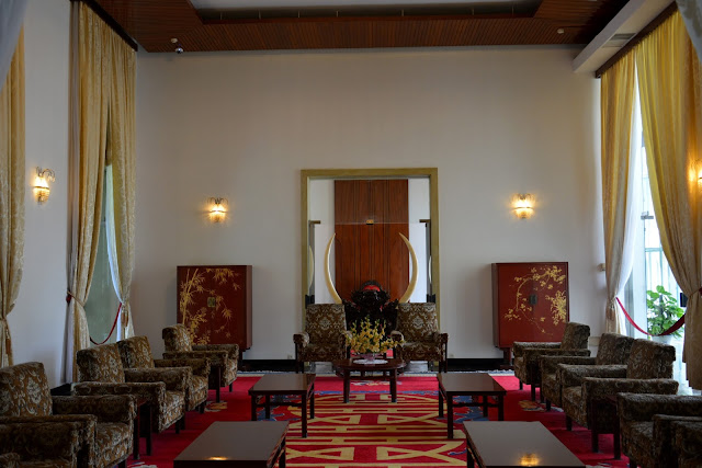 Reunification palace:Toplantı Salonu