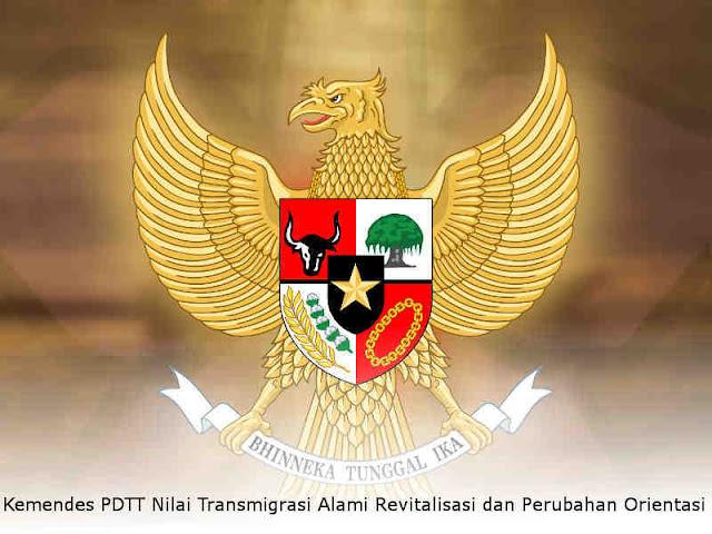 Kemendes PDTT Nilai Transmigrasi Alami Revitalisasi dan Perubahan Orientasi