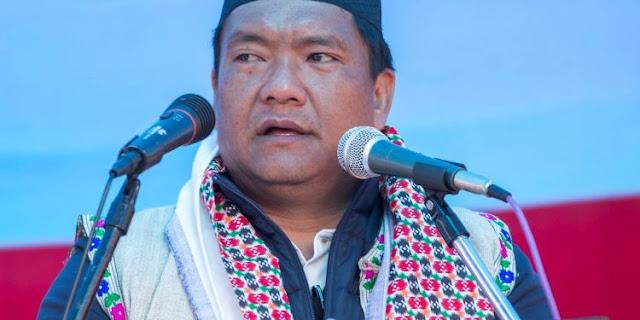 Arunachal Pradesh Chief Minister Pema Khandu
