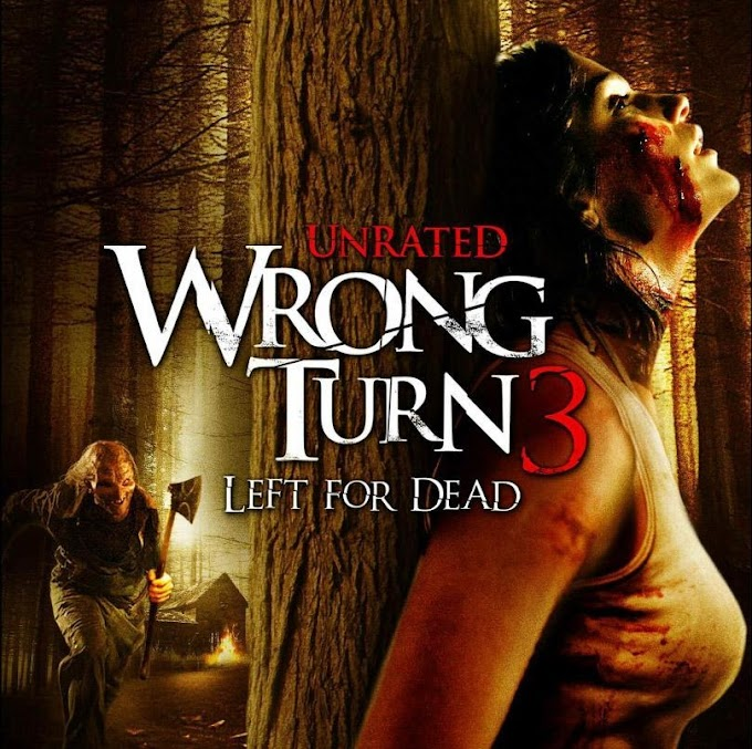 WRONG TURN 3: LEFT FOR DEAD 2009  ONLINE