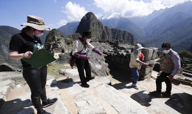 Machu Picchu recibirá hasta 3,500 turistas diarios