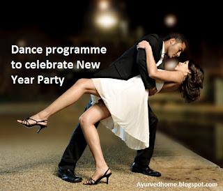 new year par Dance program बनाना चाहिए