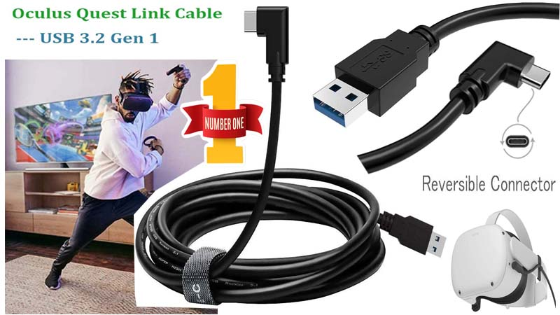 Best Oculus Link Cable
