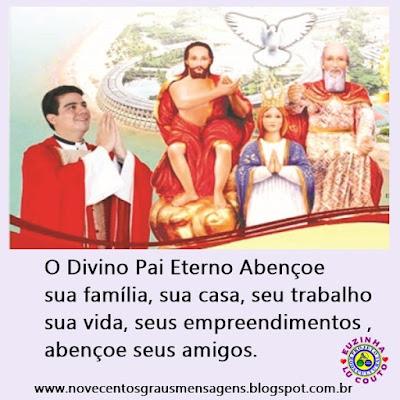 gospel, catolico , mensagem, compartilhar facebook, luzia couto