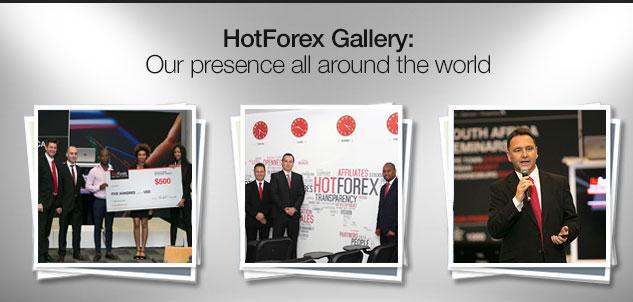Galeri Hotforex: Kehadiran HOTFOREX di seluruh dunia