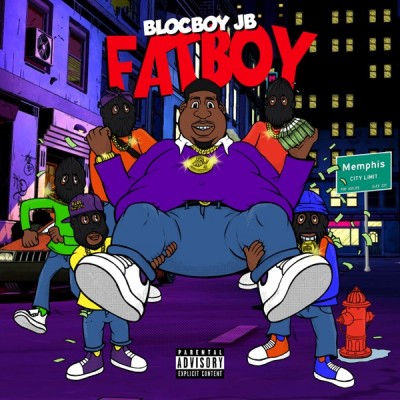 BlocBoy JB - FatBoy (2020) - Album Download, Itunes Cover, Official Cover, Album CD Cover Art, Tracklist, 320KBPS, Zip album