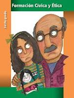Libro de Texto Formacion Civica y Etica sexto grado 2012-2013