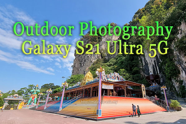 Photography  Review Galaxy S21 Ultra 5G