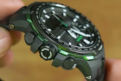 Rekomendasi Tipe Jam Tangan Casio Kompas Untuk Anda yang Hobi Beraktivitas