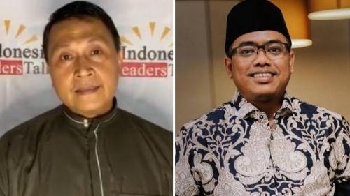 Muannas 'Bungkam' Kritik Petinggi PKS Soal Jokowi Tak Ucap Duka Cita di Sidang MPR: Anda Jangan Rewel Terus