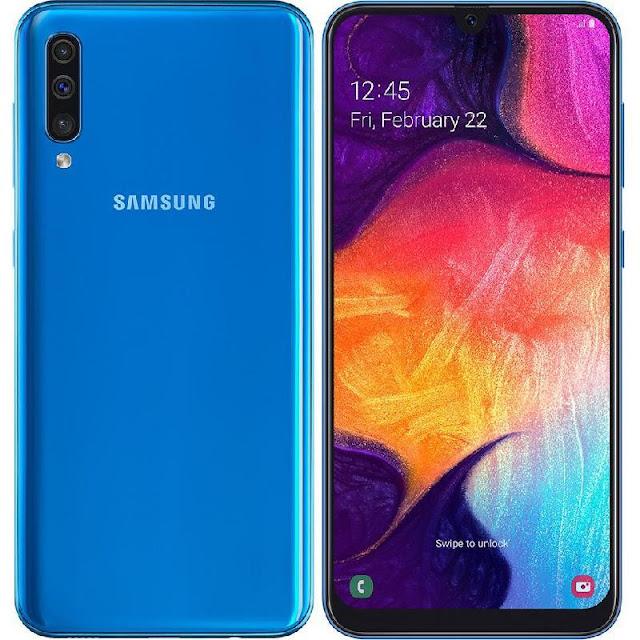 سعر جوال Samsung Galaxy A50