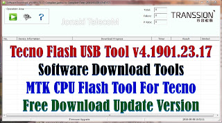 Download Tecno Flash USB Tools .txt bin File Flash Without Any Risk Free Download By Jonaki TelecoM
