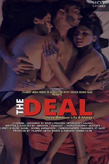 The Deal 2020 ORG Hindi HotShots Originals Short Film 720p HDRip 150MB 2