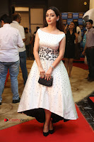 Actress Pooja Salvi Stills in White Dress at SIIMA Short Film Awards 2017 .COM 0087.JPG