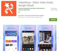 Video Show aplikasi edit video android 3 - kanalmu