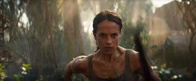 Tomb Raider - Lara Croft - Videojuegos en el cine - Cine fantástico - el fancine - el troblogdita