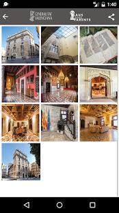 La Generalitat amplia los horarios de visitas de los edificios del programa Palaus Transparents durante las fiestas navideñas