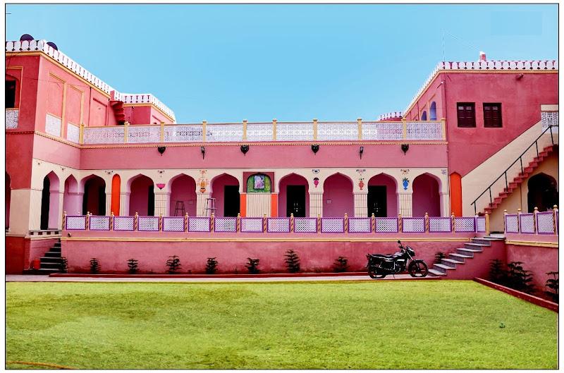 Famous Hotels In Bidasar-Hotel Bidasar Fort