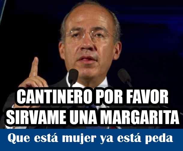 Afirma Calderón que ahora será presidente del DIF
