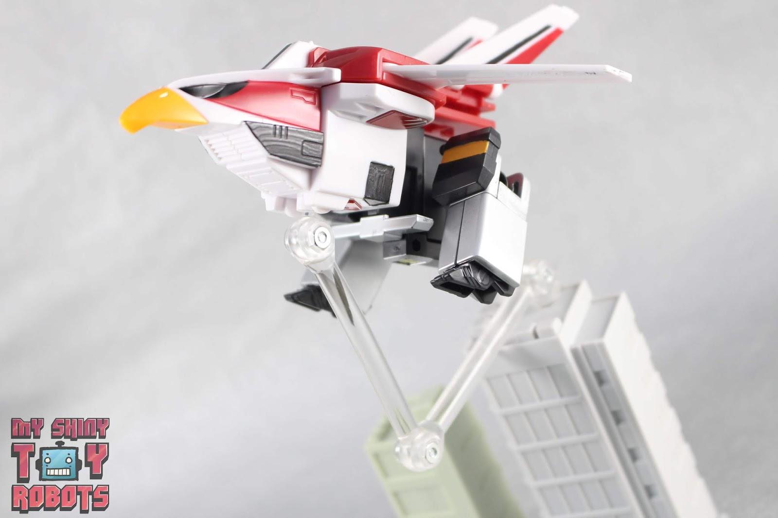 New BANDAI Super minipla live robo 3 pieces Choujuu Sentai Liveman Plastic Model
