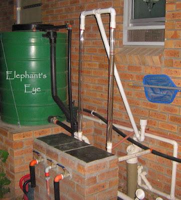Grey water system November 2009 Porterville