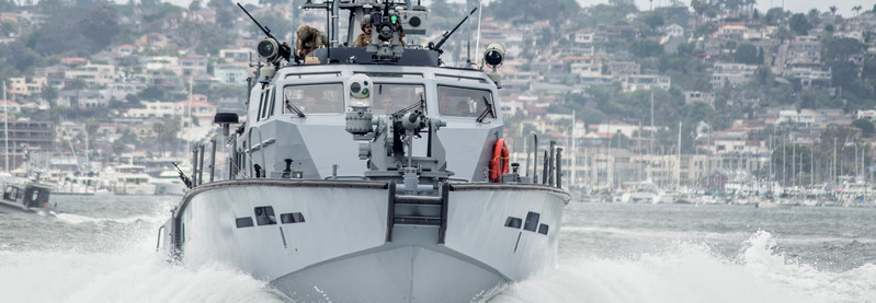 До грудня 2022-го США побудують для України два катери Mark VI
